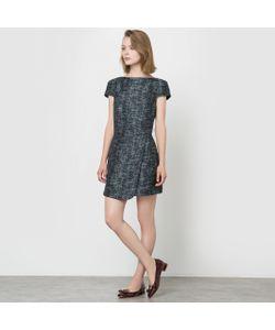 See U Soon | Платье С Короткими Рукавами Вырез-Лодочка