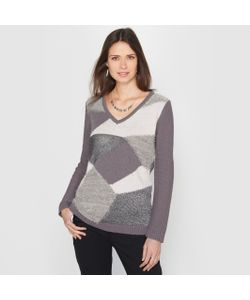 ANNE WEYBURN   Пуловер Из Оригинального Трикотажа