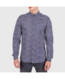 Minimum   Рубашка С Рисунком Nevay 100 Хлопка