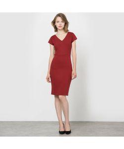 R édition | Платье Приталенное Из Плотного Трикотажа