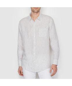 R essentiel | Рубашка В Полоску Изо Льна