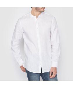 R essentiel | Рубашка Прямого Покроя С Длинными Рукавами 100 Лен