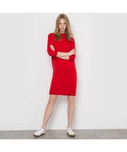 R essentiel   Платье-Пуловер С Высоким Воротником