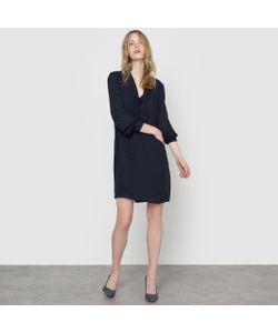R essentiel | Платье Из Вуали С Галстуком