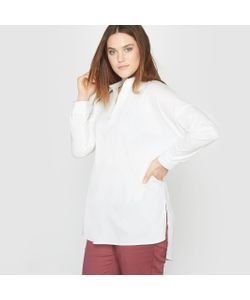 CASTALUNA | Рубашка-Туника Длинная Из Хлопка Стретч