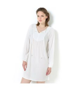 Мини-цена | Платье С Манишкой