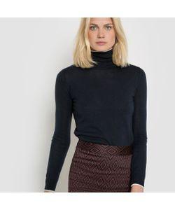 R essentiel | Пуловер С Воротником Из Смешанной Ткани С Шерстью