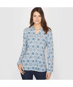 ANNE WEYBURN | Блузка С Оригинальным Принтом
