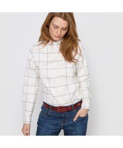 R essentiel | Рубашка Фланелевая В Клетку