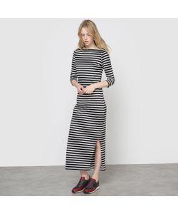R essentiel | Платье Длинное В Полоску