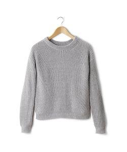 R essentiel | Пуловер Короткий С Длинными Рукавами