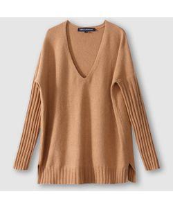French Connection | Пуловер Из Вязаного Трикотажа С V-Образным Воротником
