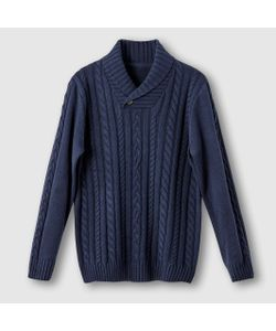 CASTALUNA FOR MEN | Пуловер С Узором Косы