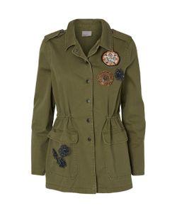 Vero Moda   Куртка В Стиле Милитари