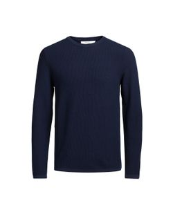 Jack & Jones Premium | Пуловер Из Плотного Трикотажа С Круглым Вырезом