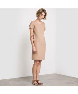 atelier R | Платье С Короткими Рукавами Из Льна