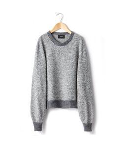 SOFT GREY | Пуловер 50 Шерсти