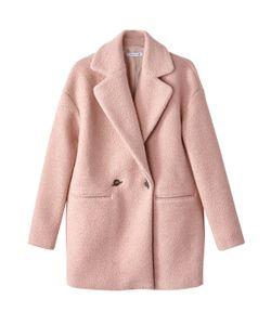 MADEMOISELLE R | Пальто Шерстяное Из Букле