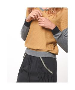 JOE RETRO | Пуловер С V-Образным Вырезом