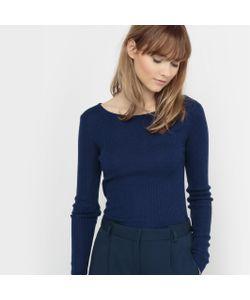 R essentiel | Пуловер-Водолазка Трикотажный С Добавлением Шерсти