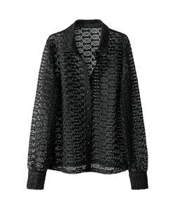 MADEMOISELLE R | Рубашка Из Гипюра