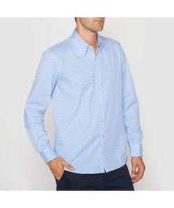 R essentiel   Рубашка Прямого Покроя С Длинными Рукавами 100 Хлопок