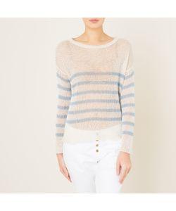 Denim & Supply Ralph Lauren | Пуловер В Полоску Из Льна