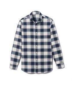 R essentiel | Рубашка Прямого Покроя 100 Хлопок