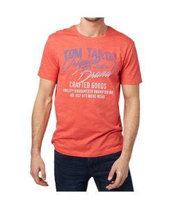 TOM TAILOR | Футболка С Рисунком