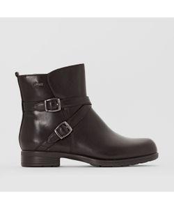 Clarks | Ботинки Кожаные С Пряжкой Cheshuntbe Gtx