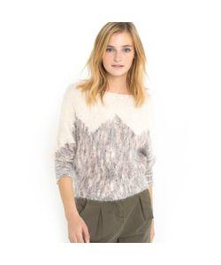 SOFT GREY | Пуловер Фасона Летучая Мышь