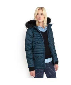 R essentiel | Куртка Стеганая С Капюшоном И Застежкой На Молнию