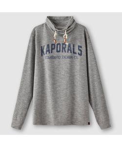Kaporal 5 | T-Shirt Manches Longues Et Col Cheminée