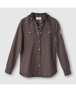 Kaporal 5 | Рубашка В Клетку С Капюшоном