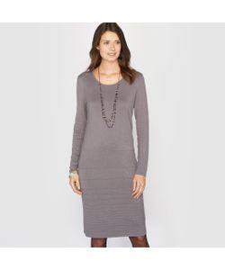 ANNE WEYBURN | Платье-Пуловер