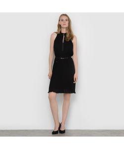 Esprit | Платье С Высоким Воротником