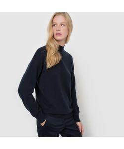 atelier R | Пуловер С Высоким Воротником 100 Кашемир.
