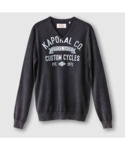 Kaporal 5   Пуловер С V-Образным Вырезом