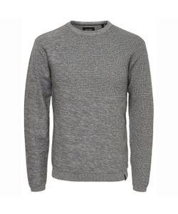 Only & Sons | Пуловер Из Оригинального Трикотажа Duncan