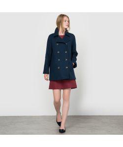 MADE IN FRANCE | Куртка Из Шерстяного Драпа
