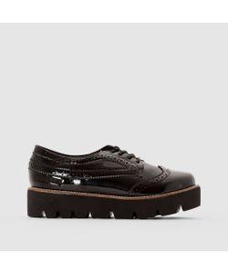 Coolway | Ботинки-Дерби Лакированные На Толстой Подошве Caprice