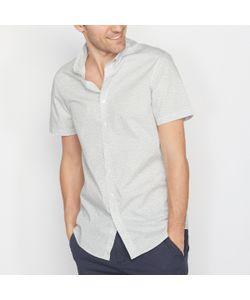 SOFT GREY | Рубашка С Рисунком И Короткими Рукавами