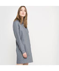 MADE IN FRANCE | Платье-Рубашка Сделано Во Франции