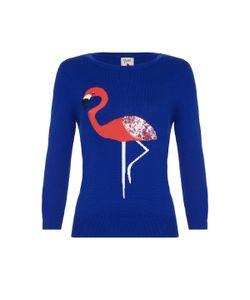 Yumi | Пуловер С Длинными Рукавами И Рисунком Фламинго