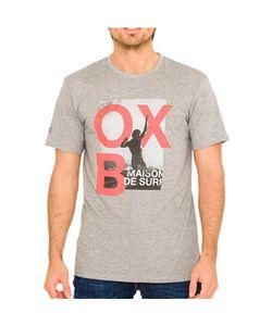 Oxbow | Футболка Однотонная С Круглым Вырезом И Короткими Рукавами