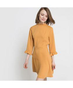 MADEMOISELLE R | Платье С Гофрированным Эффектом