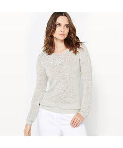 ANNE WEYBURN | Пуловер Из Трикотажа С Узором Косы