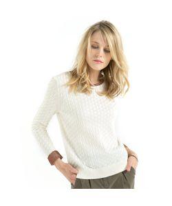 SOFT GREY | Пуловер С Вырезом-Лодочкой