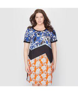 TAILLISSIME | Облегающее Платье С Цветочным Рисунком