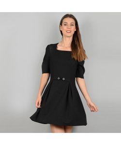 Molly Bracken | Платье Короткое С Короткими Рукавами